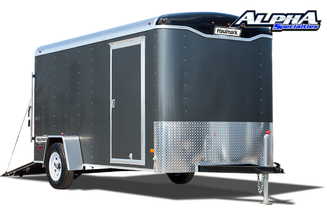2021 Haulmark TS612T2 Enclosed Cargo Trailer