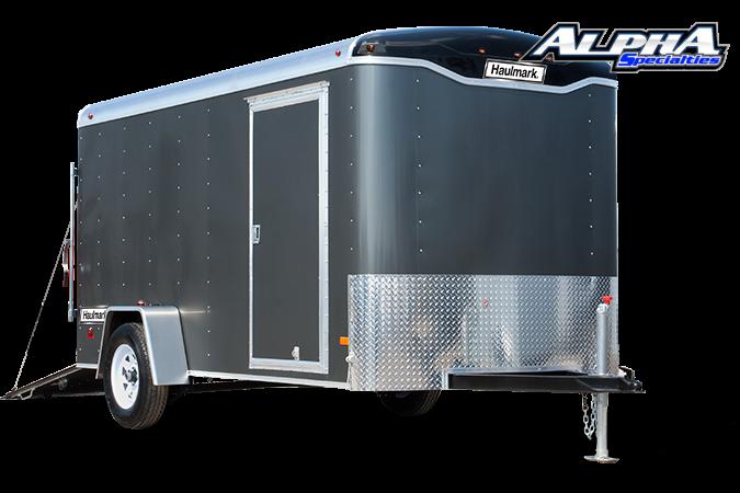 2021 Haulmark TS612T2 Enclosed Cargo Trailer