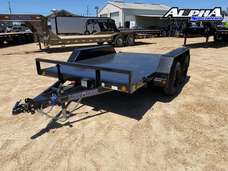 "2020 Load Trail 77"" x 10' Tandem Axle Utility (4"" Channel Frame) 7K GVWR"