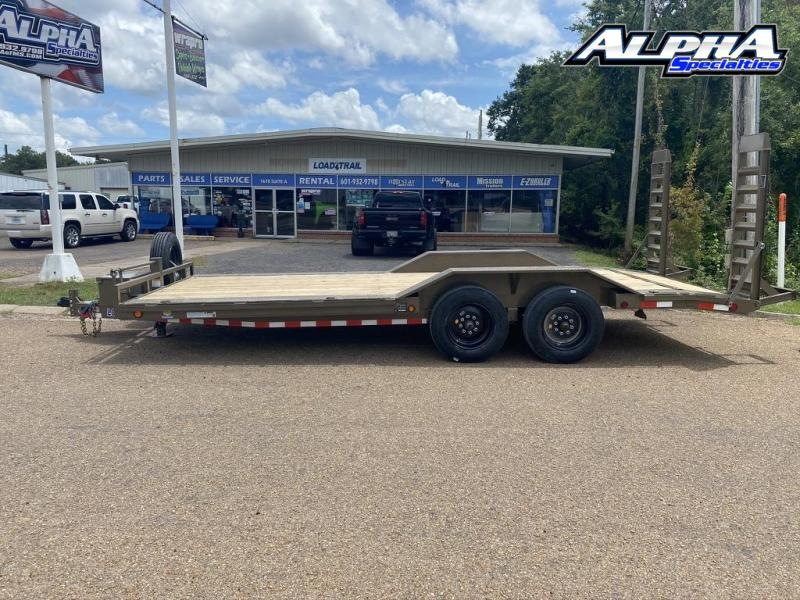 "2021 Load Trail 102"" x 20' Tandem Axle Car Hauler 16K GVWR"