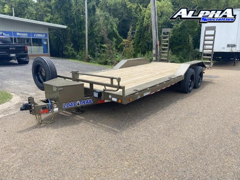 """2021 Load Trail 102"""" x 20' Tandem Axle Car Hauler 16K GVWR"""