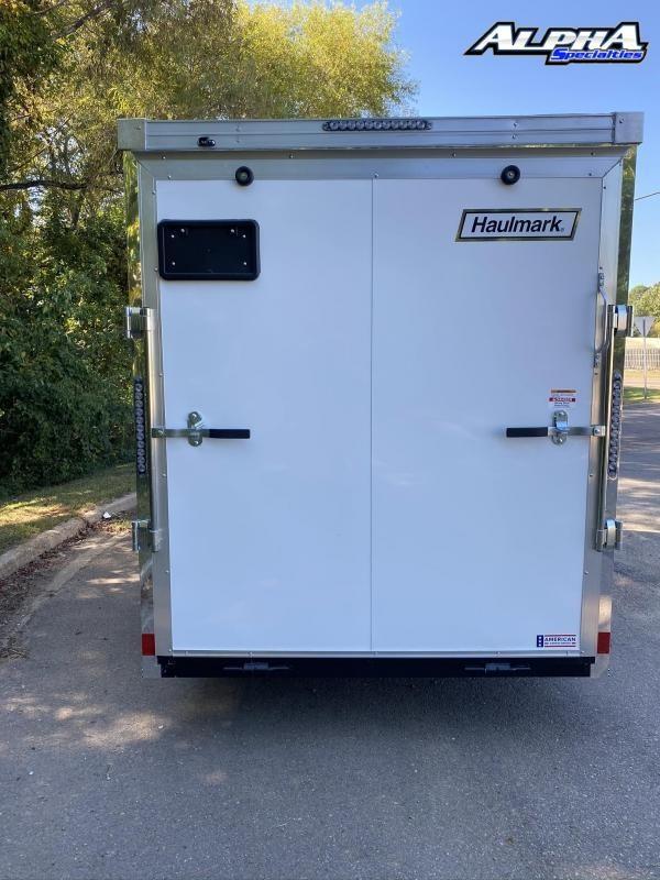 2021 Haulmark TSV612S2 Enclosed Cargo Trailer