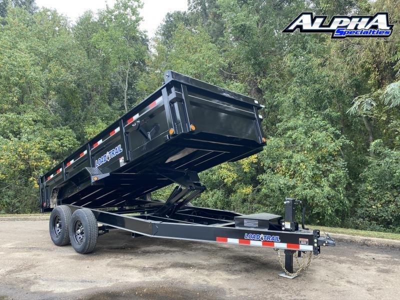 """2022 Load Trail 83"""" x 16'  Dump - 24"""" Sides"""
