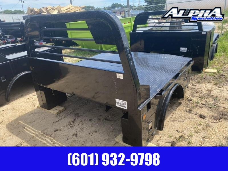 "2020 Norstar Skirted Truck Bed 84"" x 84"" - CTA 38"""