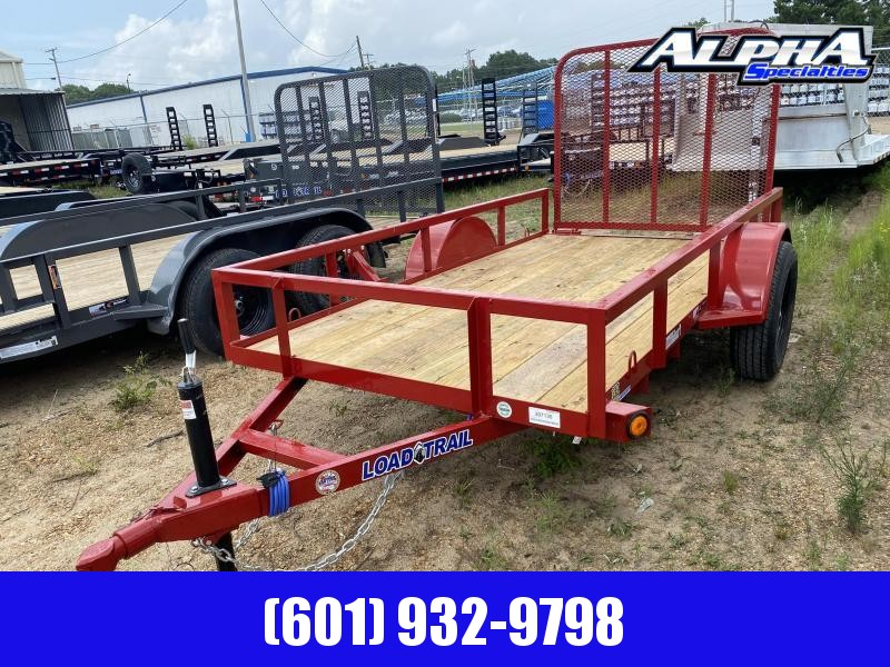 "2020 Load Trail 60"" x 10' Single Axle (2"" x 3"" Angle Frame) Utility Trailer 3K GVWR"