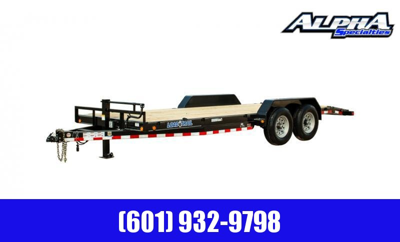2020 Load Trail 102' x 22' Tandem Axle Car Hauler 14K GVWR