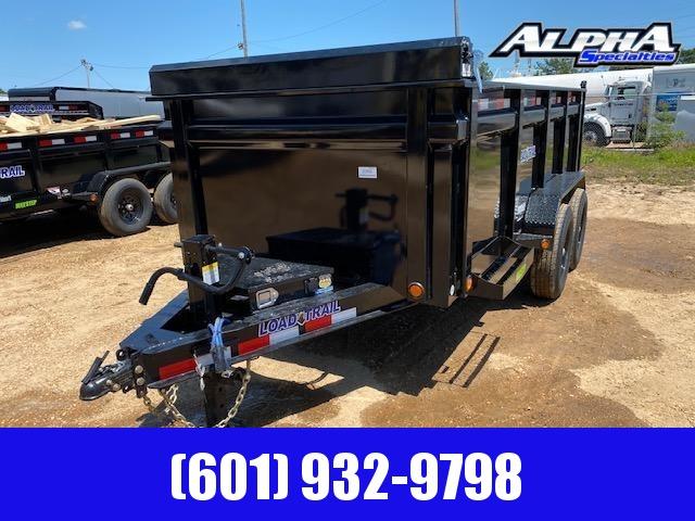 """2020 Load Trail 72"""" x 14' Tandem Axle Dump Trailer 14K GVWR"""