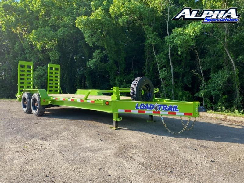 "2021 Load Trail 82"" x 20' Tandem Axle Equipment Hauler"