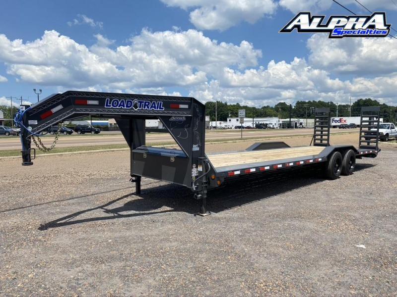 "2020 Load Trail 102"" x 28' Tandem Axle  10""  I-Beam Frame Gooseneck Equipment Hauler 20K GVWR"