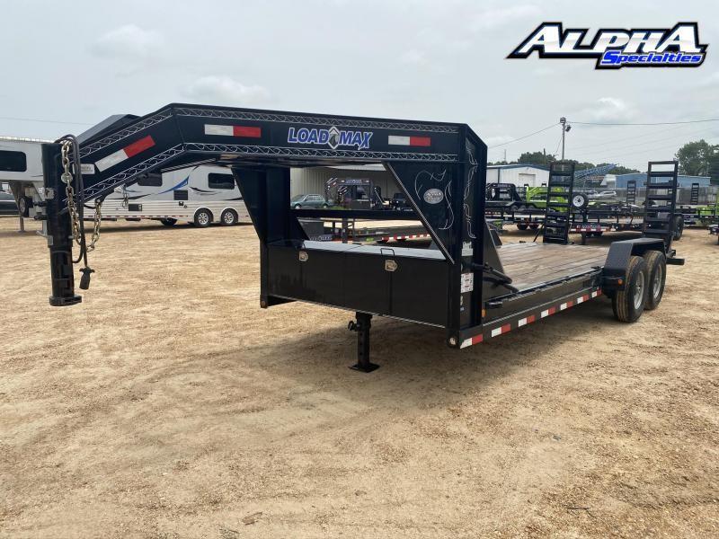 "2017 Load Trail 83"" x 20' Gooseneck Carhauler 14K GVWR"