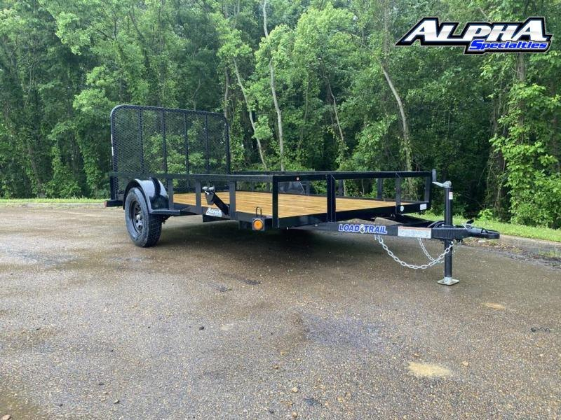 "2021 Load Trail 77"" x 12' Single Axle (2"" x 3"" Angle Frame)"