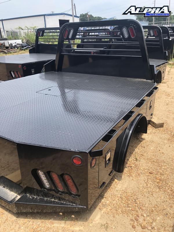 "2021 Norstar ST Bed 8'6"" x 97"" - CTA 58"" Truck Bed"