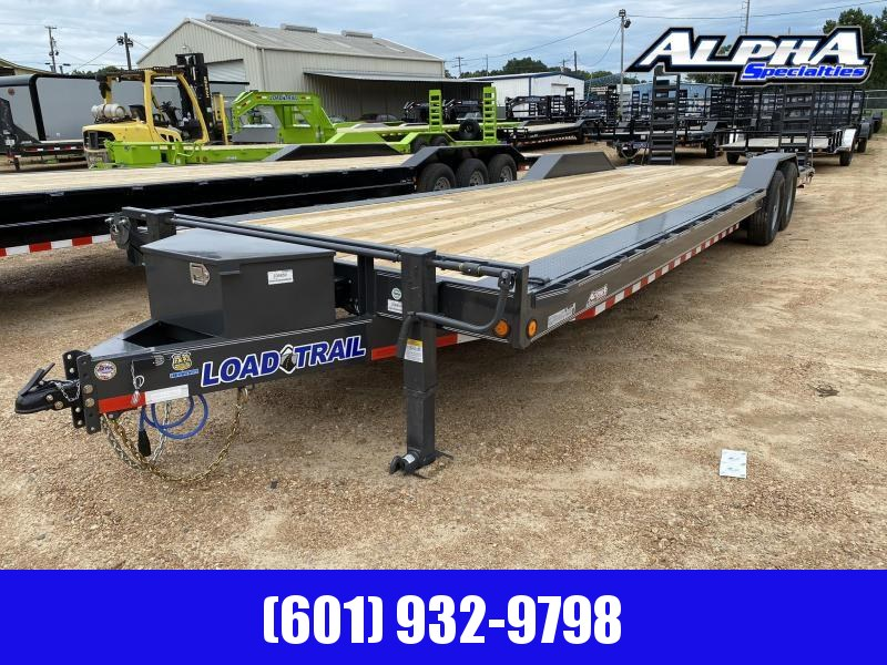 "2020 Load Trail 102"" x 30' Tandem Axle Carhauler (80"" Between Fenders) 14K GVWR"