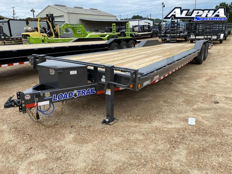 "2020 Load Trail 102"" x 30' Tandem Axle Carhauler (80"" Between Fenders) 14K GVWR"