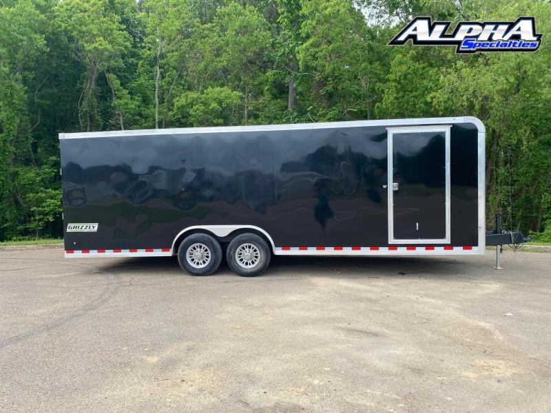 2021 Haulmark 8.5' x 24' Enclosed Cargo Trailer 14K GVWR