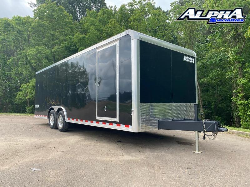 2021 Haulmark 8.5' x 24' Enclosed Cargo Trailer 14K GVWR