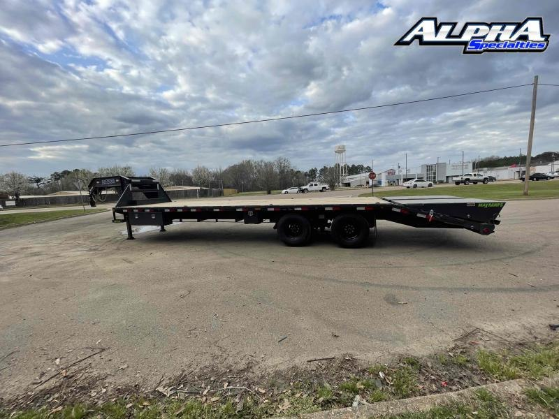 "2021 Load Trail 102"" x 30' Tandem Heavy Duty Gooseneck 24K GVWR"