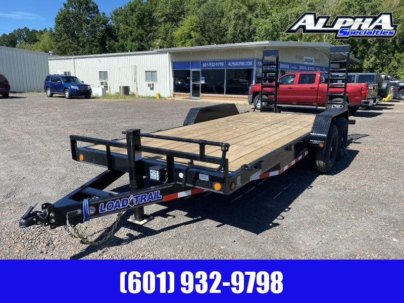"2020 Load Trail 83"" X 20' Tandem Axle Car Hauler 14K GVWR"