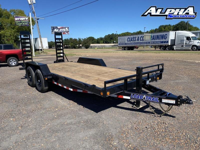 """2020 Load Trail 83"""" X 20' Tandem Axle Car Hauler 14K GVWR"""