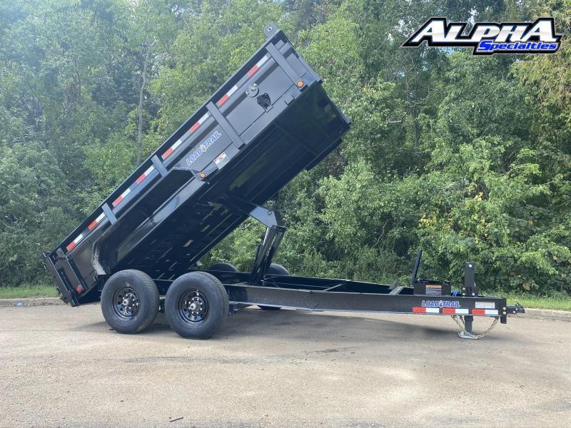"""2022 Load Trail 83"""" x 14'  Dump - 24"""" Sides"""