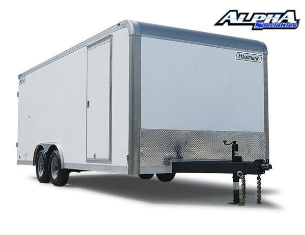 2021 Haulmark 8.5'X24' Enclosed Cargo Trailer