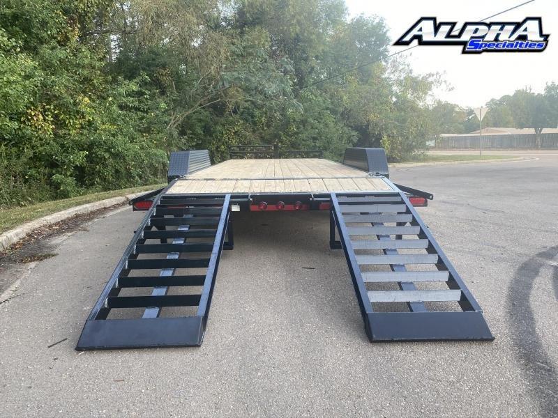 """2021 Load Trail 83"""" x 20' Tandem Axle Carhauler"""