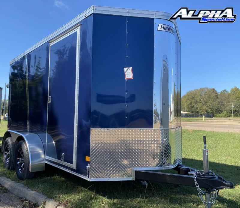 2021 Haulmark 6 x 12 Enclosed Cargo Trailer