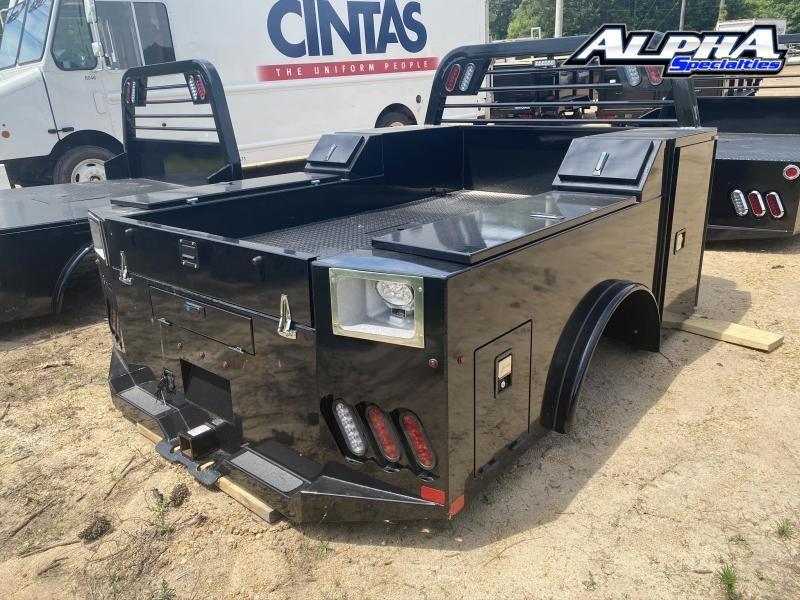 """2020 Norstar Service Deck 8'6"""" x 84""""  Truck Bed CTA 56"""""""