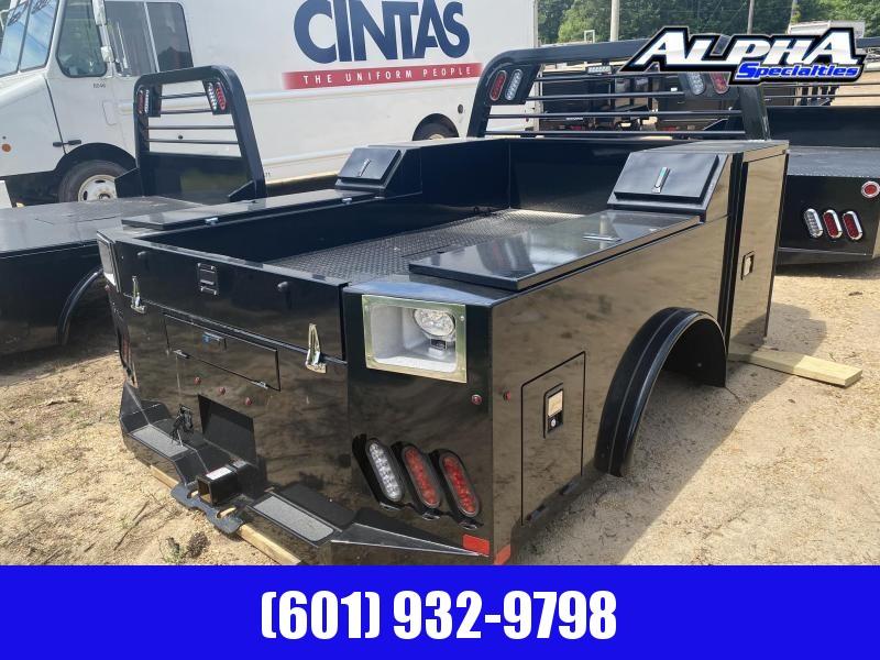 """2020 Norstar Service Deck 8'6"""" x 84""""  Truck Bed CTA 58"""""""