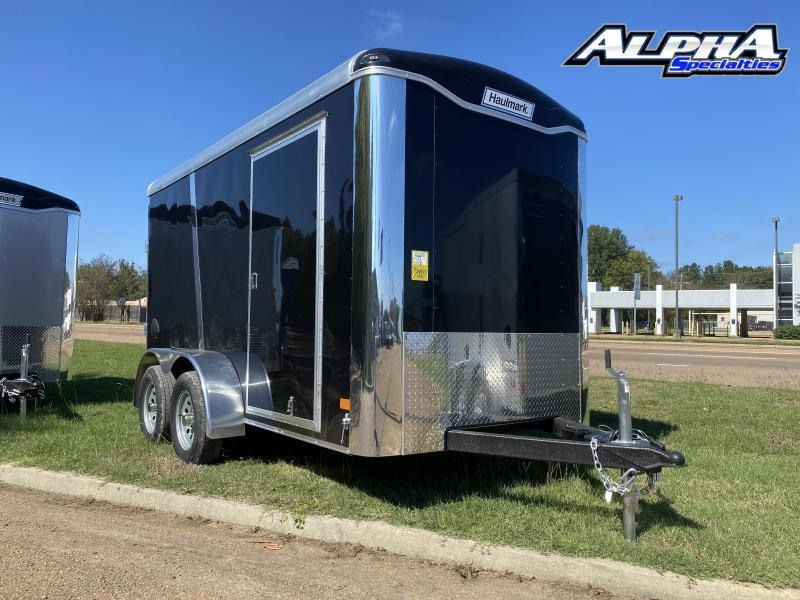 2021 Haulmark 6' x 12' Transport Tandem Axle Cargo / Enclosed Trailer 7k GVWR