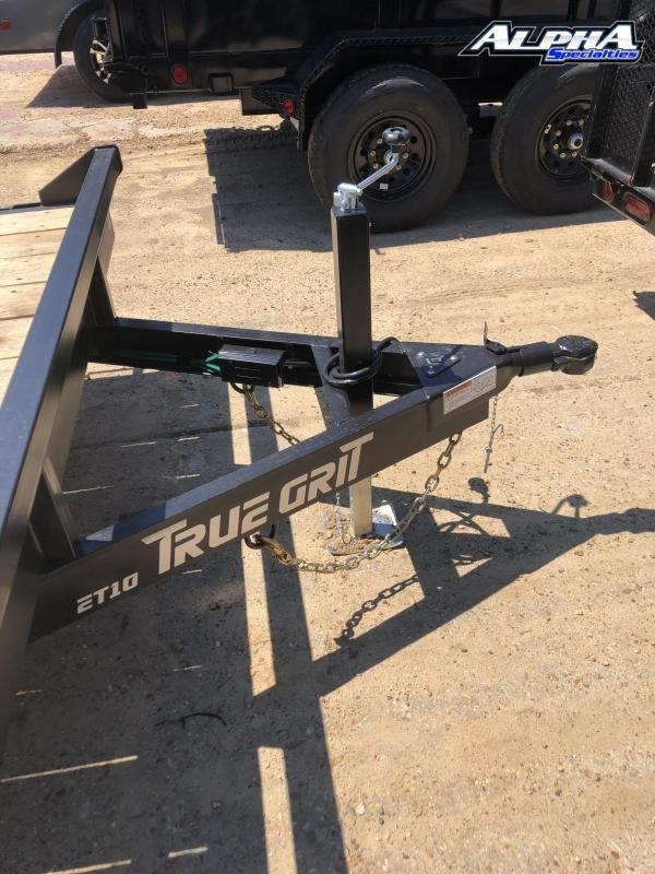 """2021 True Grit 83"""" x 20' Equipment Hauler"""