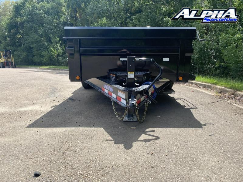 """2022 Load Trail 83"""" x 14' Tandem Axle Dump"""