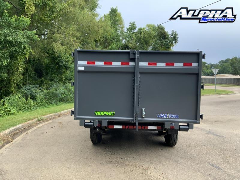 "2021 Load Trailer 83"" x 14' Drop-N-Go Roll Off Dump BOX ONLY"