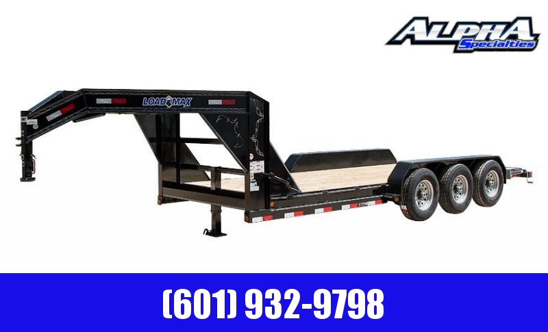 "2021 Load Trail 102"" x 40' Triple Gooseneck Carhauler (80"" Between Fenders)"