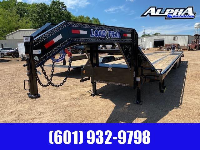 "2020 Load Trail Low-Pro 102"" x 40' w/ Under Frame Bridge & Pipe Bridge Equipment Trailer 24K GVWRd"