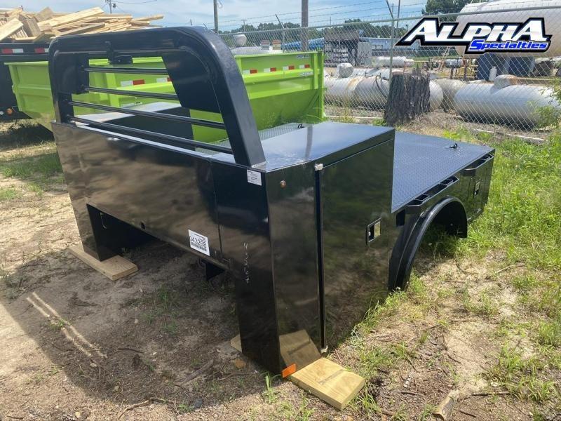 "2020 Norstar Service Body Truck Bed 8'6"" x 84"" - CTA 58"""