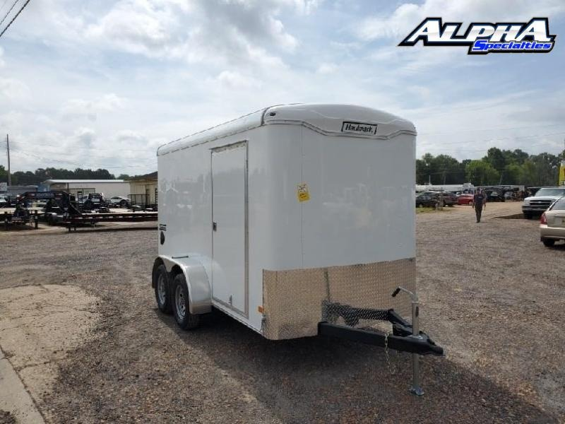 2021 Haulmark 6' x 12' Enclosed Cargo Trailer 7K GVWR
