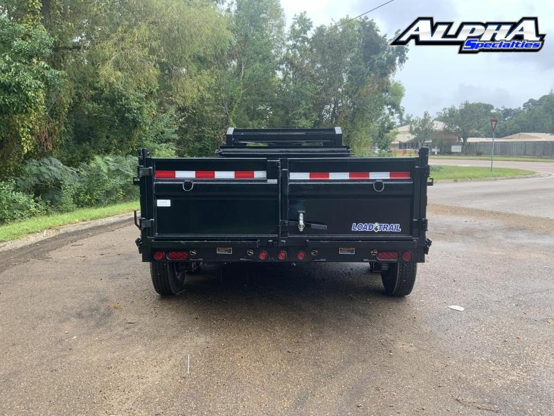 "2022 Load Trail 83"" x 14'  Gooseneck Dump - 24"" Sides 16K GVWR"