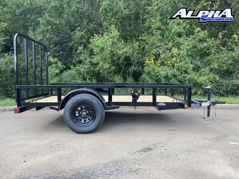 """2021 Load Trail 60"""" x 10' Single Axle (2"""" x 3"""" Angle Frame) 3k GVWR"""