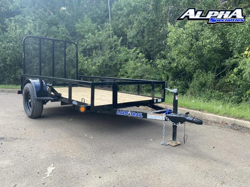 "2021 Load Trail 60"" x 10' Single Axle (2"" x 3"" Angle Frame) 3k GVWR"