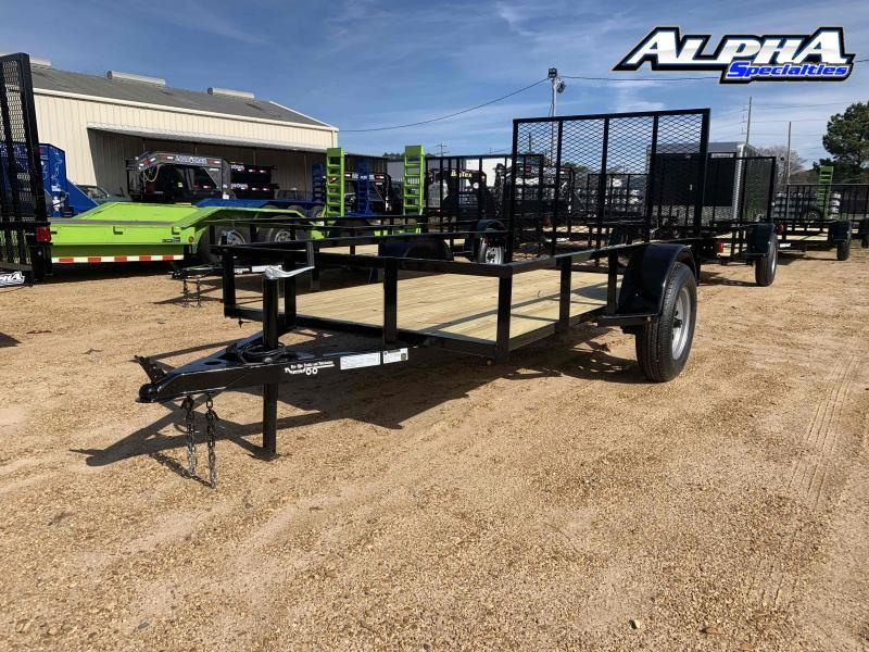 2020 Bye Rite 5 x 10 Single Axle 2990 GVWR Utility Trailer