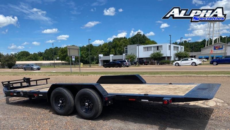 "2020 Load Trail 83"" X 20' Tilt-N-Go Tandem Axle Tilt Deck I-Beam Frame 14K GVWR"