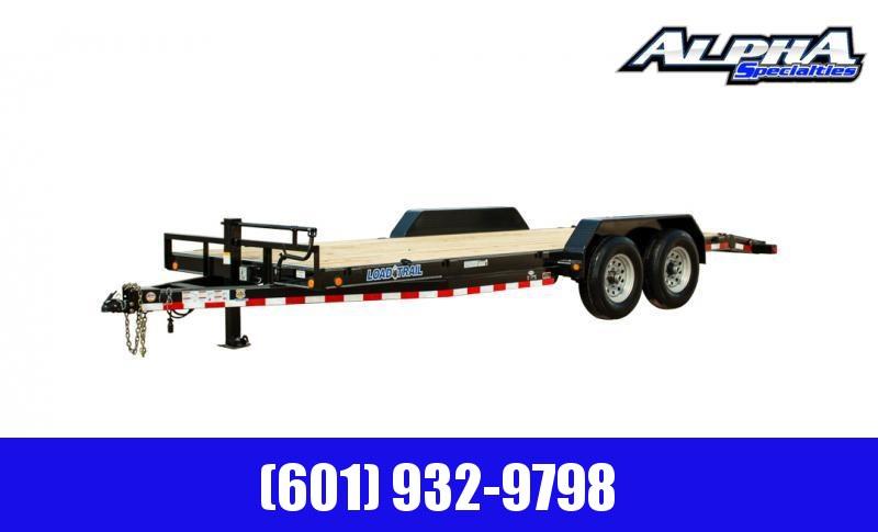 """2020 Load Trail 102"""" x 24' Tandem Axle Carhauler 14K GVWR"""