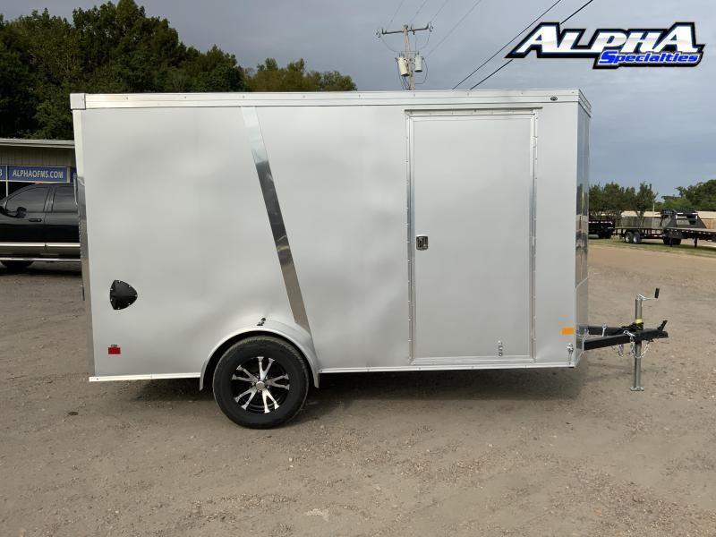 2022 Haulmark 6 x 12 Enclosed Cargo Trailer