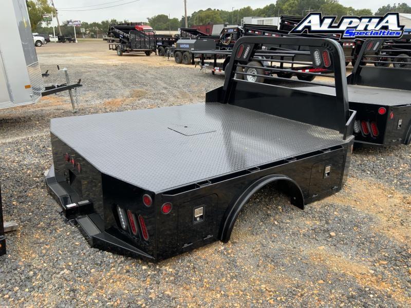 """2022 Norstar ST Truck Bed 8'6"""" x 97"""" - CTA 58"""""""