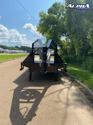 "2021 Load Trail 102"" x 40' Tandem Heavy Duty Gooseneck"