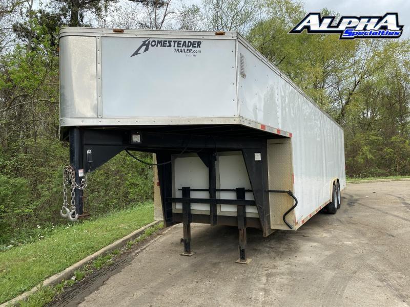 Gooseneck Cargo / Enclosed Trailers for sale   Cargo ...