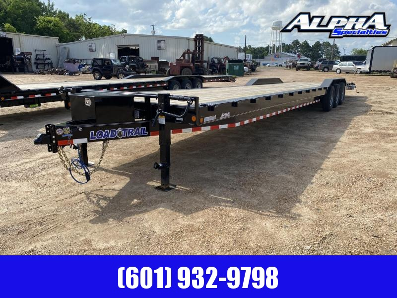 "2020 Load Trail 102"" x 40' Triple Axle Carhauler 21K GVWR"