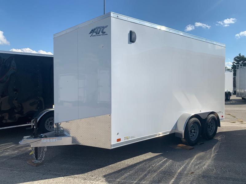 2022 ATC RAVEN 7 X 14 FT ENCLOSED CARGO TRAILER