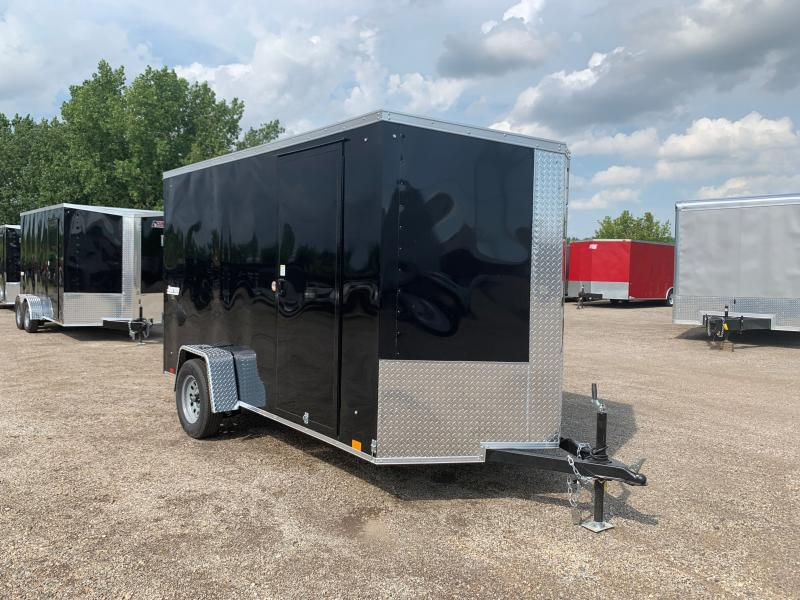 2022 Pace American JOURNEY SE 6 X 12 FT CARGO TRAILER